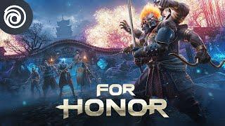 《榮耀戰魂》第5年第2季|「虛心的幻視」活動預告片 - For Honor