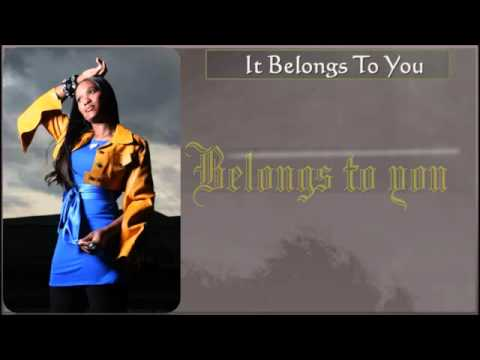 It All Belongs To You DAMITA HADDON BY EYDELY WORSHIP CHANNEL   YouTube
