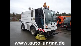 Youtube-Video Bucher CityCat CC5000 80KMH Bj. 2008 Euro 4 4-Rad-Lenkung  °3839