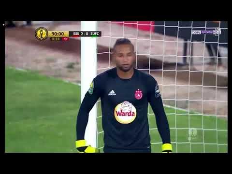 Etoile Sahel (Tun) 2 - 1 ZESCO (Zam) AFRICA: CAF Champions League 16.05.2018