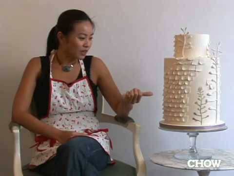 Cake Artist Shinmin Li : Obsessives - Wedding Cake - YouTube