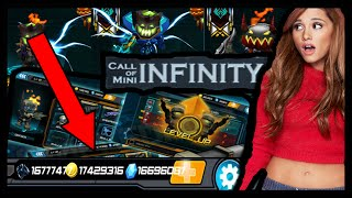 Call Of Mini Infinity - Hack/Mod [ Level, Obisidan, Gold, Gems, GodMode ] [ NO ROOT! ] ONLINE!