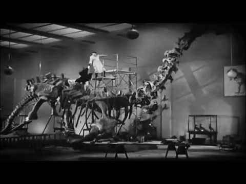 Evolution of Dinosaurs on Film in 15 Seconds!