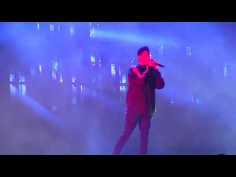 The Weeknd - Starboy Live in Lollapalooza Santiago Chile 2017