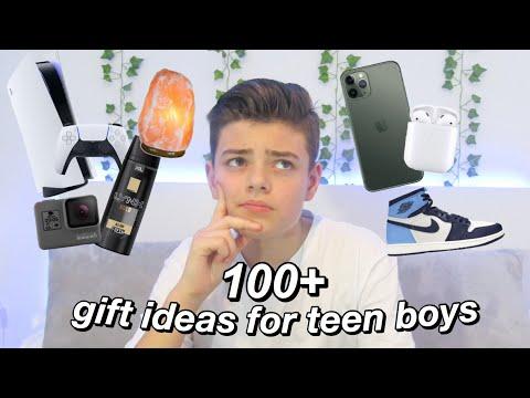 100+ Christmas gift ideas for boys | teen gift guide
