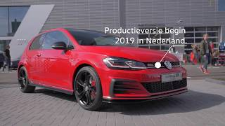 Volkswagen Golf GTI TCR Concept l All Details