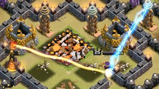 Clash of Clans Archer Queen - The Royal Cloak Can Catch Clutch Cups!