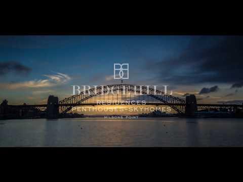Bridgehill Residences | Penthouse-Sky homes at Milsons Point