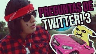 CHOLOS, PIKACHUS Y CARRITOS! | Preguntas extrañas de TWITTER!