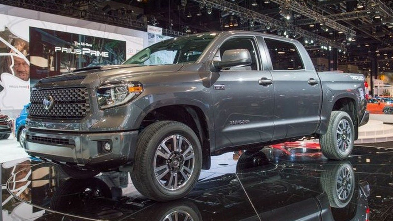 Wow Amazing 2018 Toyota Tundra Diesel Release Date Youtube