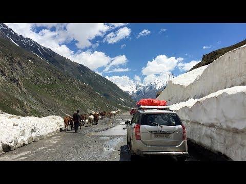 Ladakh by Road | Exploring Paradise in XUV (Part 1/4: Delhi-Lamayuru) | June 2016