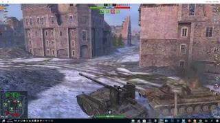 معارك اليوم في لعبة world of tanks blitz