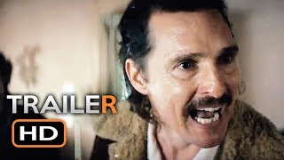 White Boy Rick Official Trailer #1 (2018) Matthew McConaughey Crime Drama Movie HD