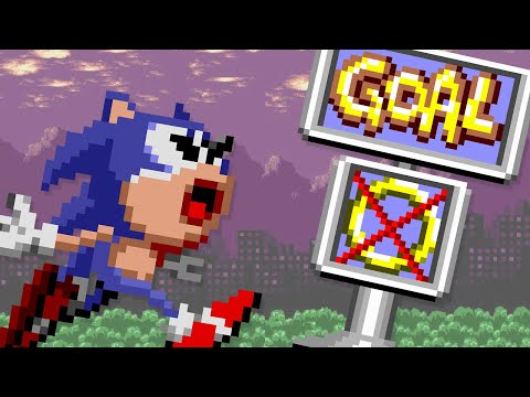 Sonic the Hedgehog: Minimum Rings Challenge