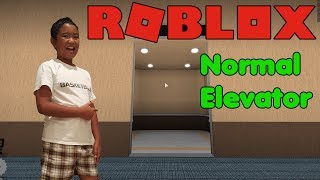 Roblox Normal Elevator (not so normal)