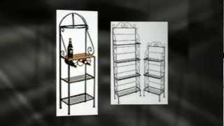 Pot Rack Place #3 - Quality Steel & Wrought Iron Kitchen Accessories Thumbnail
