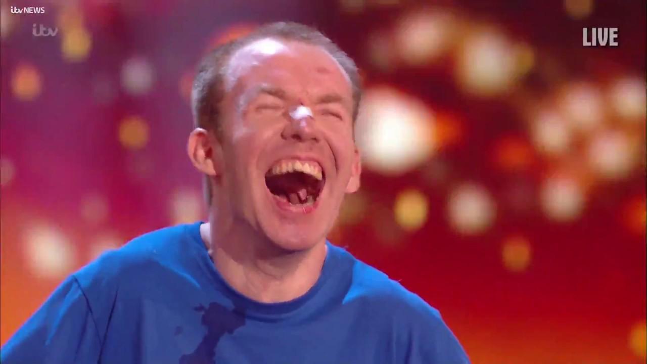 Lee Ridley is crowned BGT winner | ITV News - YouTube