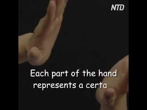 Hand Reflexology....didn't u know