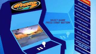 Midway Arcade Treasures 3 Intro & Attract