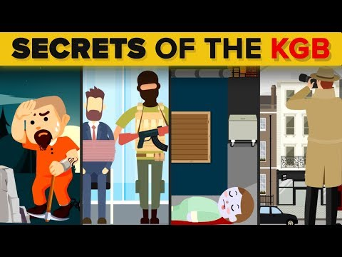 KGB SECRETS (And Why It Fell Apart)