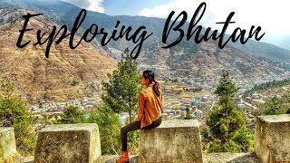 Exploring Bhutan - The Travel Vlog