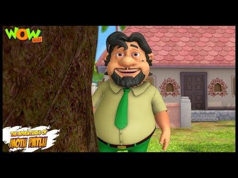 Motu Patlu New Episode  Cartoons  Kids TV Shows  John The Kid  Wow Kidz