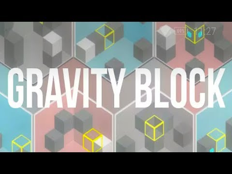Gravity Block LITE Android Gameplay ᴴᴰ