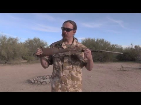 Mud test: The WW1 Winchester 1895