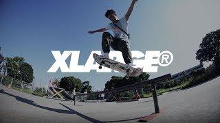 XLARGE® x DRAGON BALL Z VIDEO CATALOG