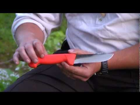 Svord Kiwi General Outdoors Knife Review - New KGO (2010)