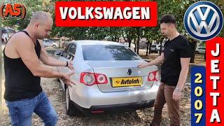 Volkswagen Jetta - немецкое качество без лоска?