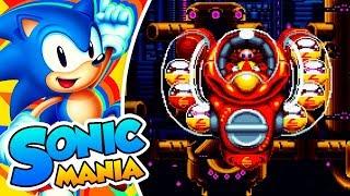 ¡Mini-Sonic al ataque! - 05 FINAL - Sonic Mania en Español ( DSimphony )