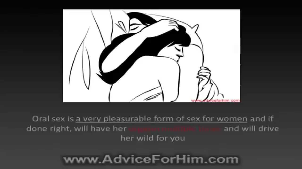 Tips for oral sex on her
