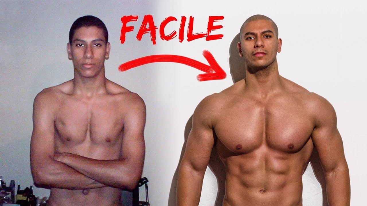 Prendre Du Muscle À TOUS LES COUPS