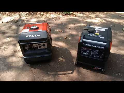 Predator 3500 vs Honda 3000: Which Generator is Perfect for
