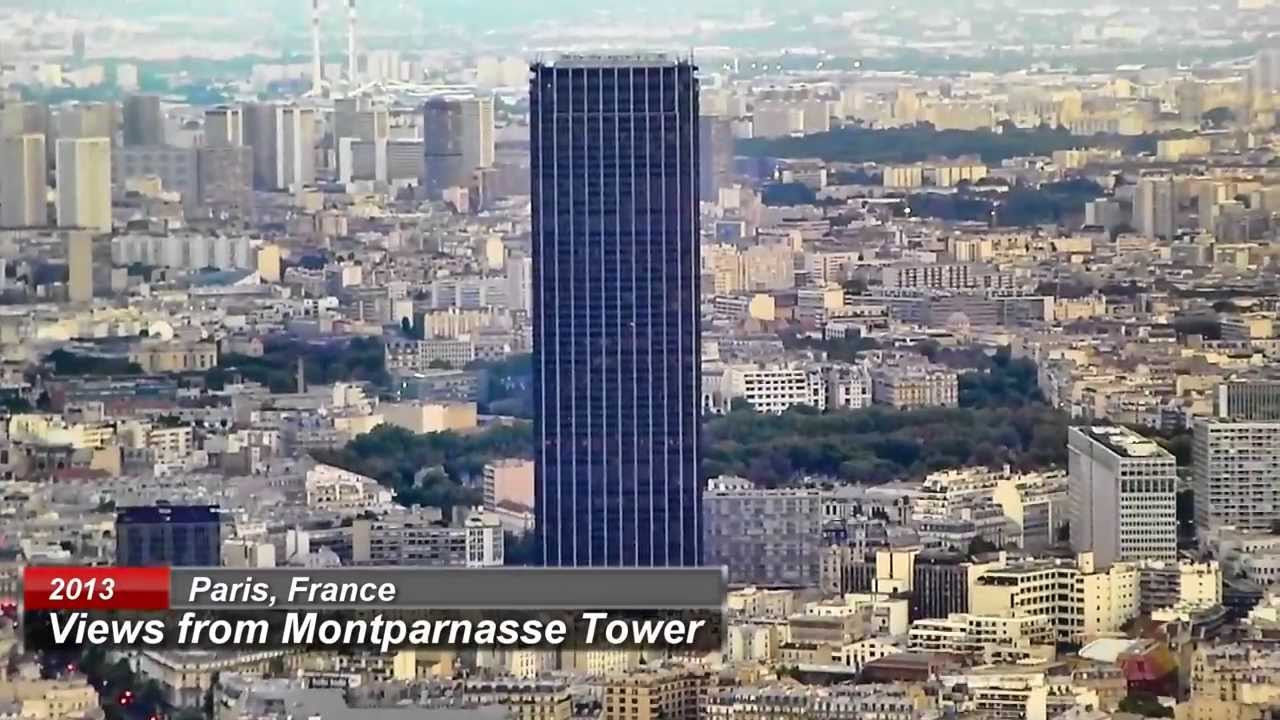 the wonderful views from the montparnasse tower paris. Black Bedroom Furniture Sets. Home Design Ideas