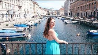 Trieste and Miramare Castle, Italy