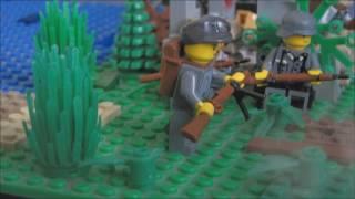 LEGO Animation|Великая отечественная война|World war two