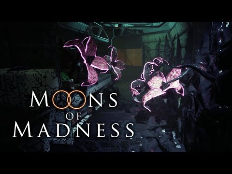 Moons of Madness | Full Game Walkthrough Part 8 | No Commentary Horror | Beings From Dust |