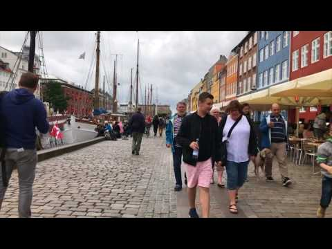 Copenhagen with DJI Osmo Mobile + iPhone 7 Plus