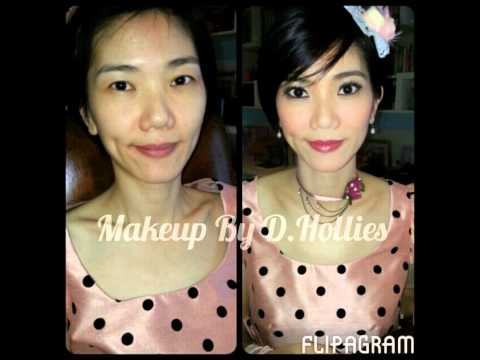 Make Over By D.Hollies Makeup Artist