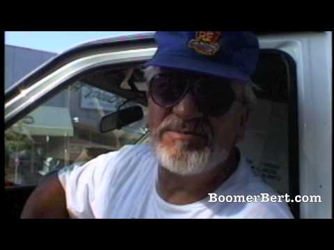 "Ed ""Big Daddy"" Roth Packs His Truck At West Coast Kustoms Cruisin' Nationals '95"