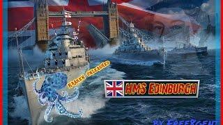 World of Warships [deutsch] – HMS Edinburgh | Am Ende der Schlacht werde die Toten gezählt