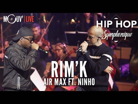Youtube: RIM'K:«Air Max» ft. Ninho (Hip Hop Symphonique 4)