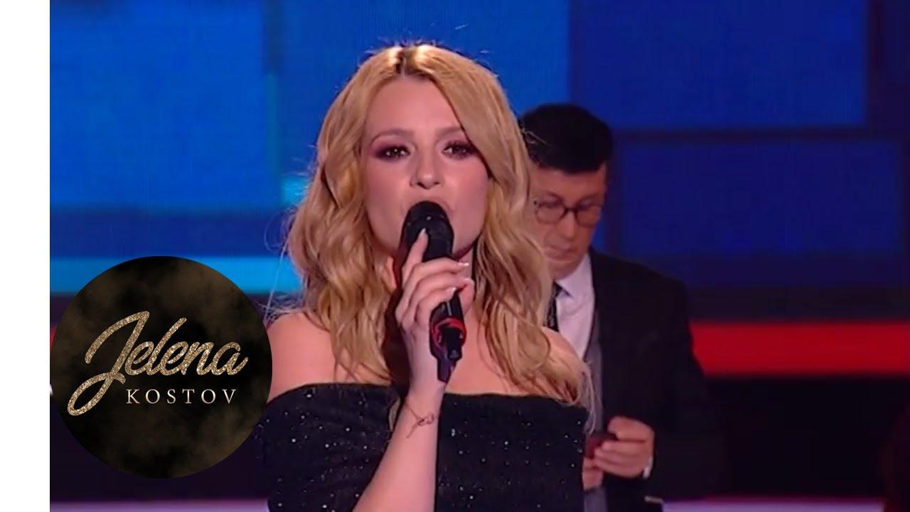 Jelena Kostov - Ona ne zna za mene (live) - Pesmom za dusu - (TvGrand 2019)