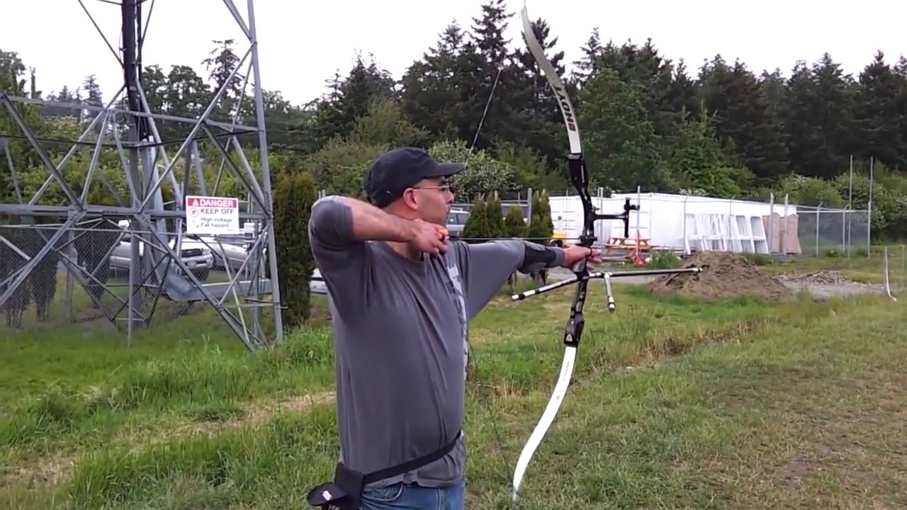 Recurve Archery Shooting Form - YouTube