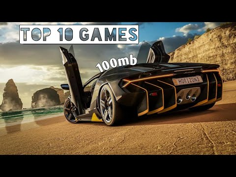 Top 10 Racing Games Under 100mb For Android/ios