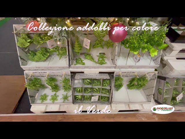 collezione Natale per colore - Verde
