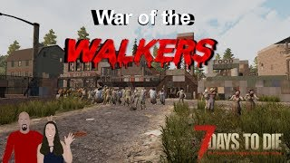 War of the Walkers - S1E9 - Mrs. Spartan Goes Modded - Horde Base Construction