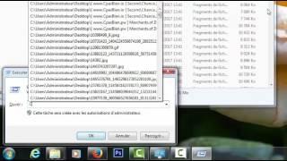 Récuperer un fichier *.CHK  - CHK TO JPEG